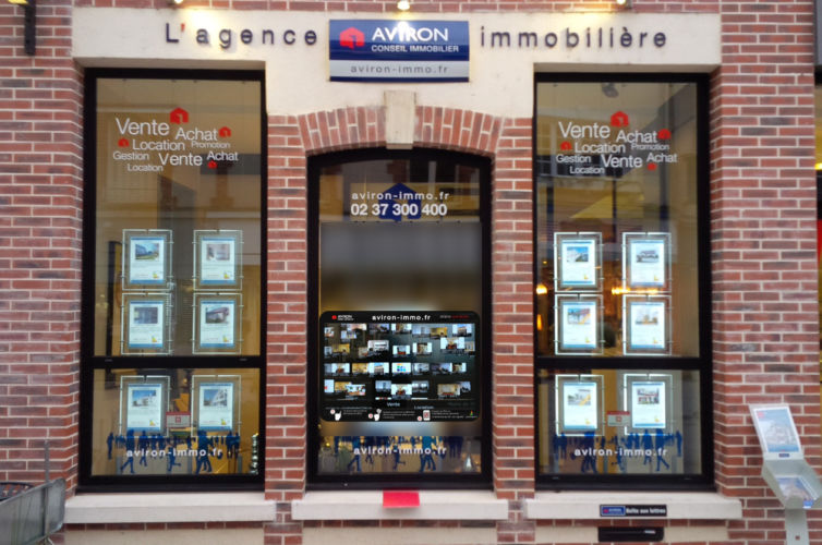 AVIRON Immobilier Chartres 28