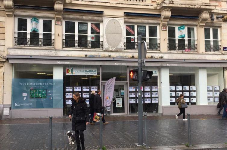 Square Habitat Lille 59