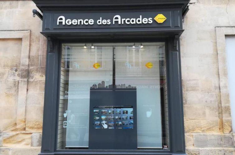 Agence des Arcades Libourne 33