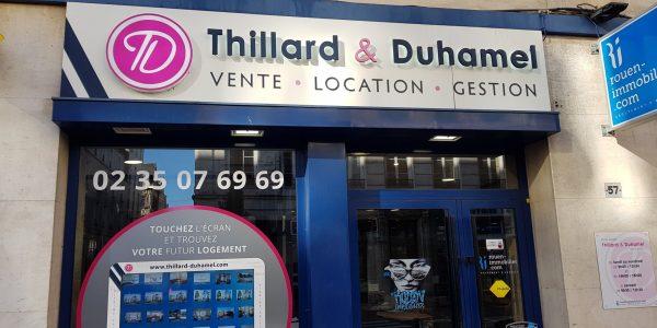 Thillard & Duhamel Rouen 76